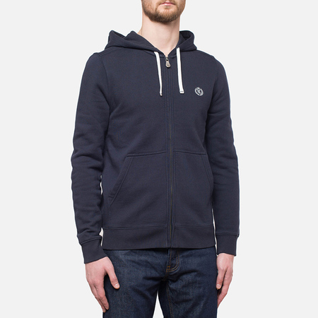 Henri Lloyd Leeward Hooded Full Zip Navy