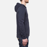 Мужская толстовка Henri Lloyd Leeward Hooded Full Zip Navy фото- 1