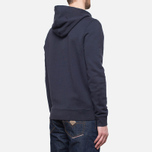 Мужская толстовка Henri Lloyd Leeward Hooded Full Zip Navy фото- 2