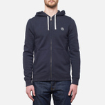 Мужская толстовка Henri Lloyd Leeward Hooded Full Zip Navy фото- 4