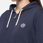 Женская толстовка Henri Lloyd Kellsie Hooded Zip Navy фото- 5