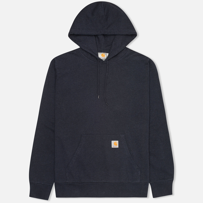 Мужская толстовка Carhartt WIP Kangaroo Porter Duke Blue Heather/Resolution