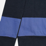 Мужская толстовка Carhartt WIP Kangaroo Porter Duke Blue Heather/Resolution фото- 4