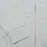 Мужская толстовка Fjallraven Ovik Zip Grey фото- 4