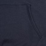 Мужская толстовка Lyle & Scott Logo Fleece New Navy фото- 3