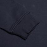Мужская толстовка Lyle & Scott Logo Fleece New Navy фото- 4
