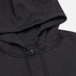 Мужская толстовка Lyle & Scott Logo Fleece True Black фото- 1