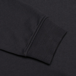 Мужская толстовка Lyle & Scott Logo Fleece True Black фото- 4