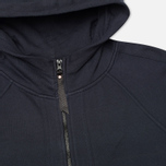 Мужская толстовка MA.Strum Zip Through Track Dark Navy фото- 1