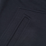 MA.Strum Zip Through Track Hoody Dark Navy photo- 3