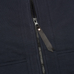 MA.Strum Zip Through Track Hoody Dark Navy photo- 4