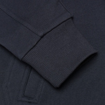 Мужская толстовка MA.Strum Zip Through Track Dark Navy фото- 5