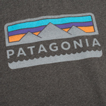 Мужская толстовка Patagonia Tres Peaks Midweight Black фото- 2