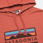 Мужская толстовка Patagonia Tres Peaks Midweight Rusted Iron фото- 1