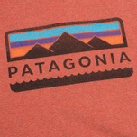 Мужская толстовка Patagonia Tres Peaks Midweight Rusted Iron фото- 2
