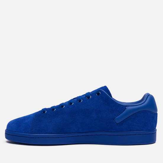 Мужские кроссовки Raf Simons (RUNNER) Orion Suede Electric Blue