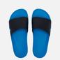 Мужские сланцы Raf Simons (RUNNER) Astra Black/Blue фото - 1