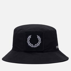 Панама Fred Perry Laurel Wreath Branded Black