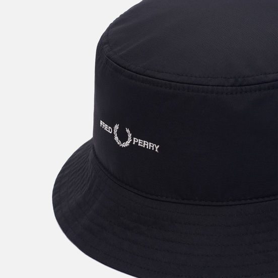 Панама Fred Perry Sports Twill Black