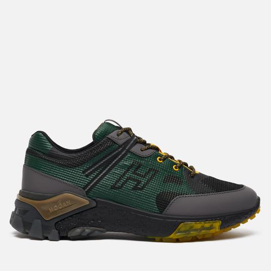 Мужские кроссовки Hogan Urban Trek Thermoformed Grey/Green
