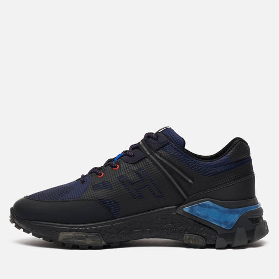 Мужские кроссовки Hogan Urban Trek Thermoformed Blue/Black