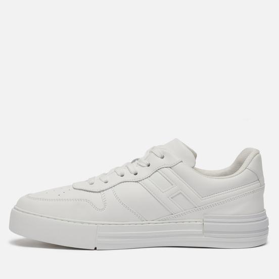 Мужские кроссовки Hogan Rebel Leather White