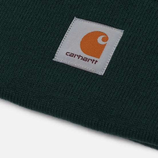 Шапка Carhartt WIP Acrylic Watch Bottle Green