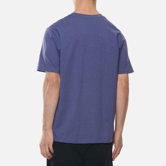 Мужская футболка Carhartt WIP S/S Pocket Cold Viola