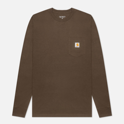 Мужской лонгслив Carhartt WIP L/S Pocket Cypress