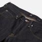 Мужские джинсы Edwin ED-55 63 Rainbow Selvage Denim 12.8 Oz Blue Unwashed фото - 1