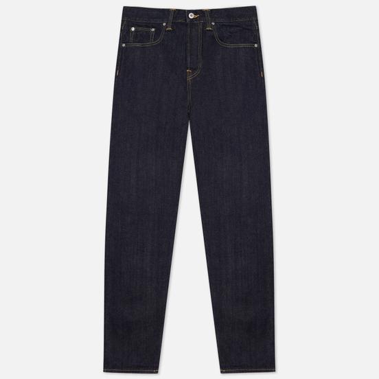 Мужские джинсы Edwin ED-45 Red Listed Selvage Denim 14 Oz Blue Rinsed