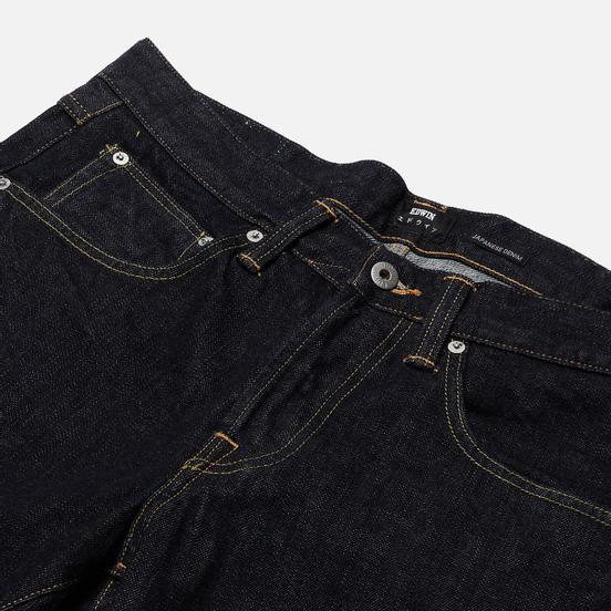 Мужские джинсы Edwin ED-55 Red Listed Selvage Denim 14 Oz Blue Rinsed
