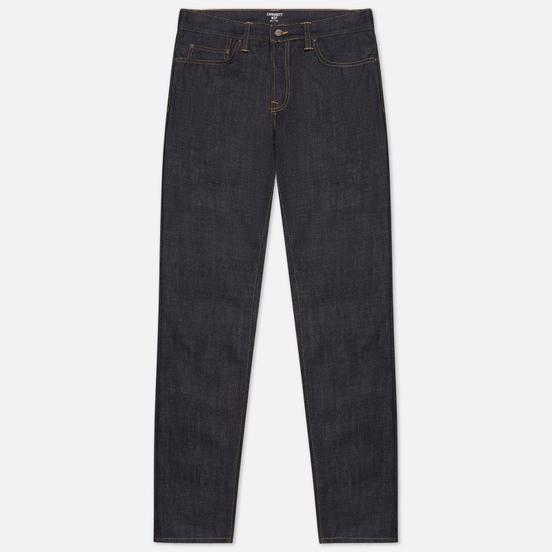 Мужские джинсы Carhartt WIP Marlow 12 Oz Blue Rigid