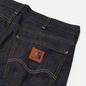 Мужские джинсы Carhartt WIP Marlow 12 Oz Blue Rigid фото - 2
