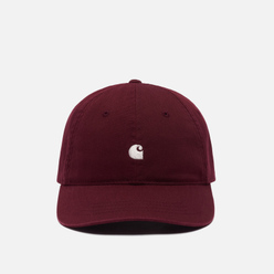 Кепка Carhartt WIP Madison Logo Bordeaux/Wax