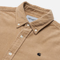 Мужская рубашка Carhartt WIP Madison 9.1 Oz Wall/Black фото - 1