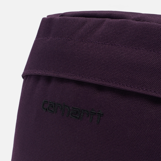 Сумка на пояс Carhartt WIP Payton Hip Cordura 8 Oz Boysenberry/Black