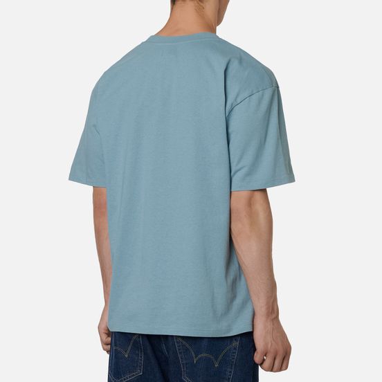Мужская футболка Edwin Sunset On Mount Fuji Arona Garment Washed