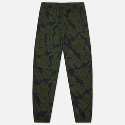 Мужские брюки Carhartt WIP Cargo Jogger Ripstop 6.5 Oz Camo Blur Green Rinsed