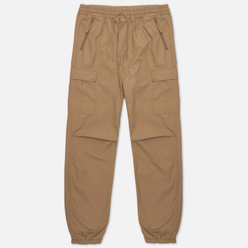 Мужские брюки Carhartt WIP Cargo Jogger Ripstop 6.5 Oz Leather Rinsed