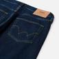Мужские джинсы Edwin ED-55 Yoshiko Left Hand Denim 12.6 Oz Blue Akira Wash фото - 2