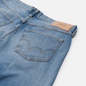 Мужские джинсы Edwin ED-55 Yoshiko Left Hand Denim 12.6 Oz Blue Noboku Wash фото - 2