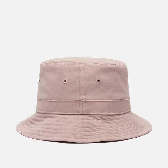 Панама Carhartt WIP Script Bucket 7.7 Oz Frosted Pink/Black