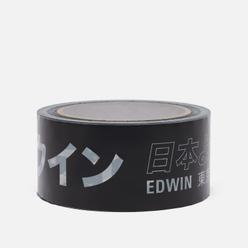Клейкая лента Edwin Logo Tape Black