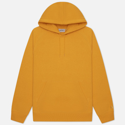 Мужская толстовка Carhartt WIP Chase 13 Oz Hooded Winter Sun/Gold