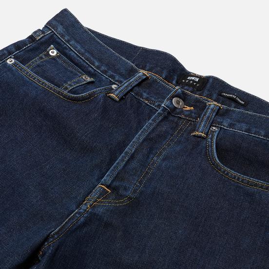 Мужские джинсы Edwin ED-45 Yoshiko Left Hand Denim 12.6 Oz Blue Akira Wash