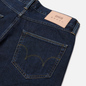 Мужские джинсы Edwin ED-45 Yoshiko Left Hand Denim 12.6 Oz Blue Akira Wash фото - 2