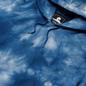 Мужская толстовка Edwin Katakana Hoodie Batik Garment Dyed Vintage Blue фото - 1