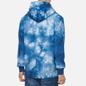 Мужская толстовка Edwin Katakana Hoodie Batik Garment Dyed Vintage Blue фото - 3