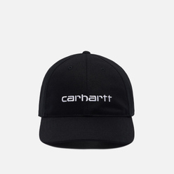 Кепка Carhartt WIP Carter Duck Black/White